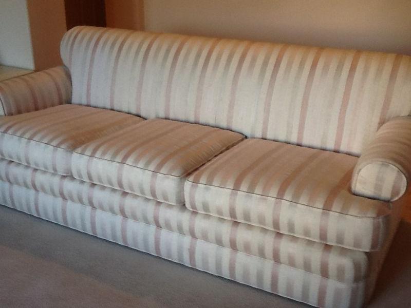 Silk sofas