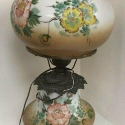 DG01: LARGE gone with the wind hurricane lamp 27 in LOCAL PICKUP   https://www.ebay.com/itm/123960425781