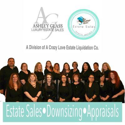 Ashley Glass & A Crazy Love's Team