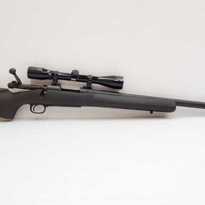 400: Winchester Model 70 22-250 Rem Bolt Action Rifle Serial Number: G2371206 Barrel Length: 28