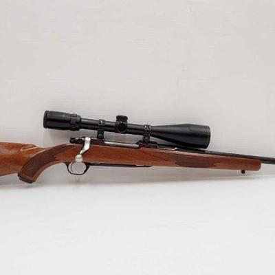 420: Ruger M77 Mark II 7mm Rem Mag Bolt Action Rifle with Bushnell Scope Serial Number: 787-93342 Barrel Length: 24