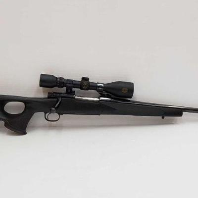 415: Winchester Model 70XTR 25-06 Rem Bolt Action Rifle with Aetec Scope Serial Number: G1483224 Barrel Length: 24