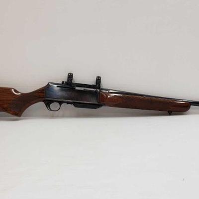 410: Browning Bar .300 Win Mag Semi-Auto Rifle Serial Number: 137PV02438 Barrel Length: 24