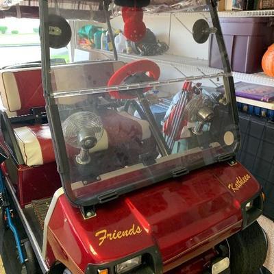 Rebuilt 2007 Club Car - $2,650