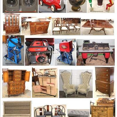 40+ Estates including Antiques, Vintage, Mid-Century, Modern, Designer, Contemporary, New & Brand Name Furniture, Fine Jewelry, Rugs &...