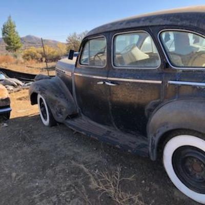 1940 Chevy 4 door sedan Special Deluxe. does not run
