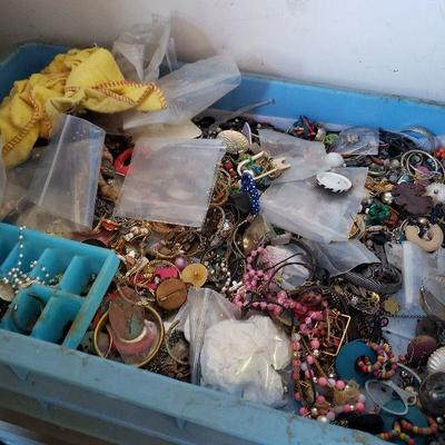 Tons of jewelry to look through!