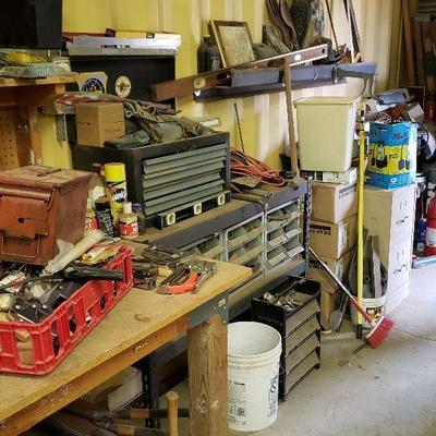 Plenty of tools!