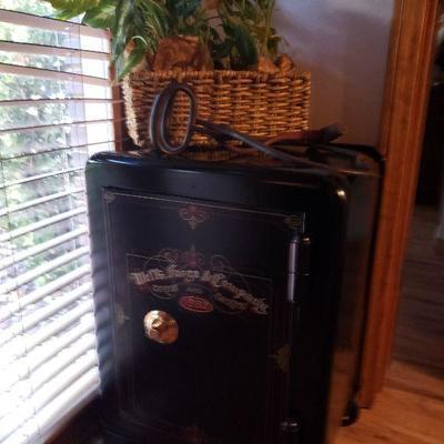 Restored 1800's Wells Fargo safe