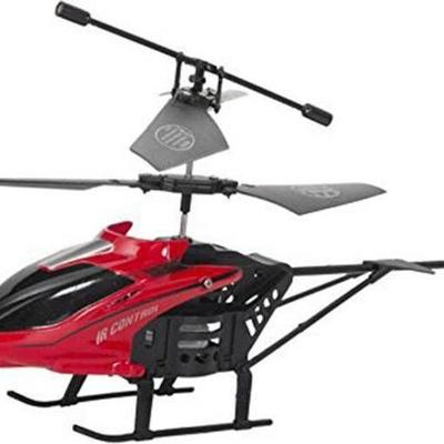 Durable Kings 3.5ch Helicopter R112A RED