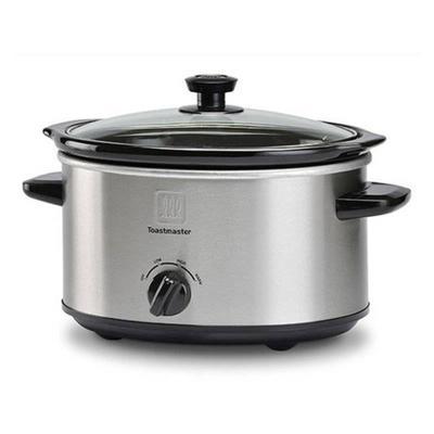 Toastmaster 4-Quart Slow Cooker