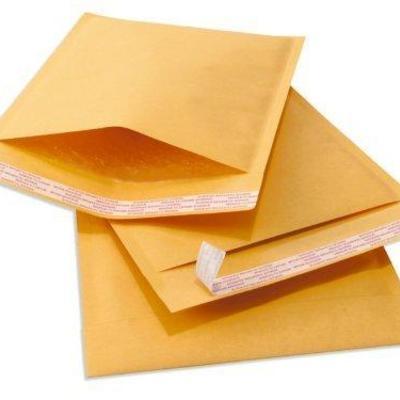 100 #3 8.5x14.5 KRAFTBubble Mailers Paddle Envelop ...