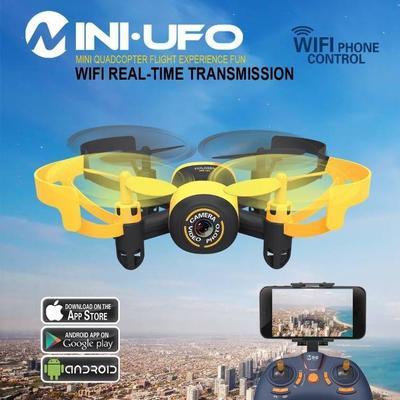 Mini UFO RC Quadcopter RTF 2.4GHz drone with 0.3MP ...
