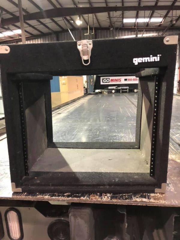 DM001: Gemini Pro DJ Audio Sound Rack $95  https://www.ebay.com/itm/123971256736