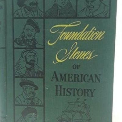 LA6157: FOUNDATION STONES OF AMERICAN HISTORY BOOK 1946  https://www.ebay.com/itm/123813557066
