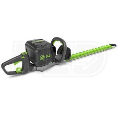 Greenworks Commercial 82V Hedge Trimmer 26 in.