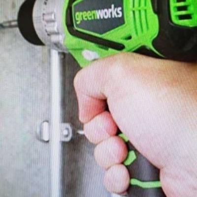 Greenworks 24v Hammer Drill