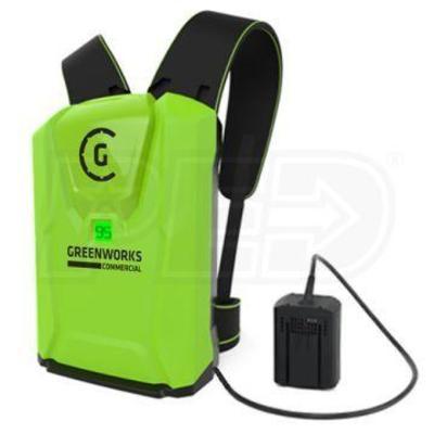 #Greenworks Commercial 82V Battery Waist Pack..