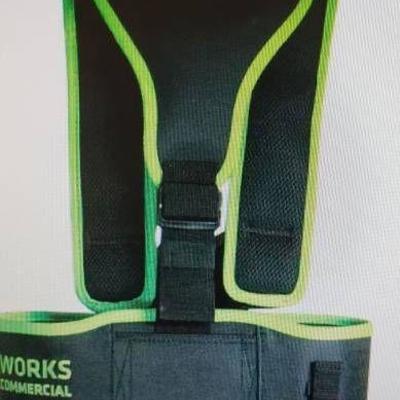 Greenworks Commercial 82v battery waist pack