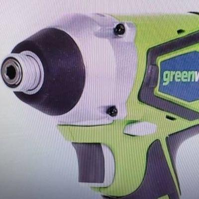 Greenworks 24v Impact Wrench