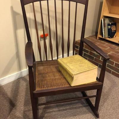 Custom MCM chair