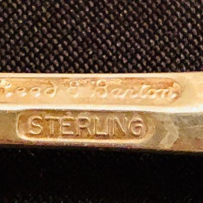 28-piece Reed & Barton sterling flatware