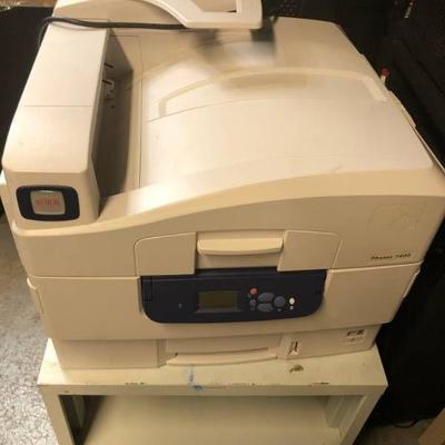 XEROX PHASER 7400 PRINTER..