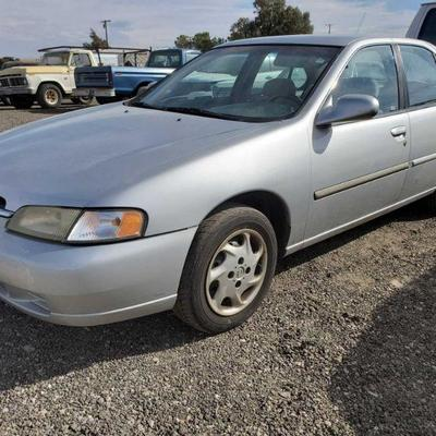 1999 Nissan Altima Year: 1999 Make: Nissan Model: Altima Vehicle Type: Passenger Car Mileage: {ENTER MILEAGE HERE} Plate: {ENTER PLATE...