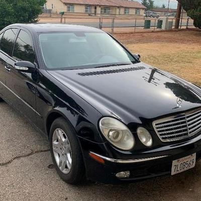 15: 2003 Mercedes-Benz E-Class Year: 2003 Make: Mercedes-Benz Model: E-Class Vehicle Type: Passenger Car Mileage: {ENTER MILEAGE HERE}...