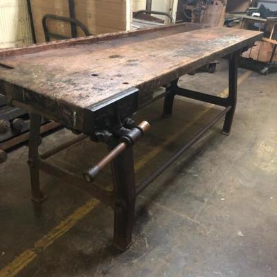 1800's work bench