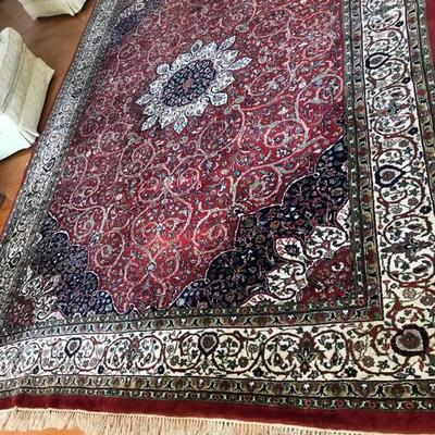 Persian rug NOW $562.50 8' X 11'8