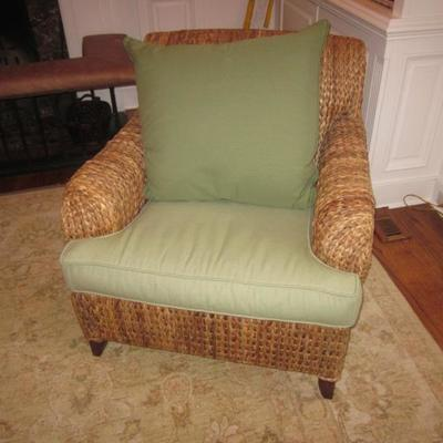 Many Wicker Furniture Separates
