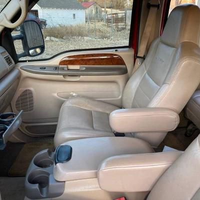 2002 Wine Red Ford F250 SUPER DUTY Crew Cab Lariat....