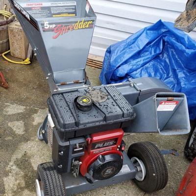 Craftsman 5HP Shredder/Chipper