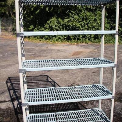 48 inch MetroMax Open Grid Shelf