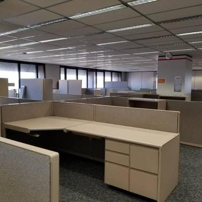 Build an Office Steelcase Cubicles, Offices.....