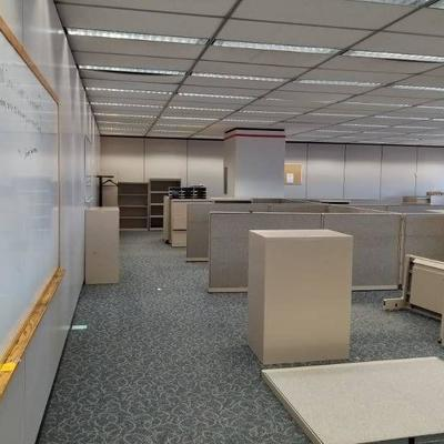 Build an Office Steelcase Cubicles, Offices