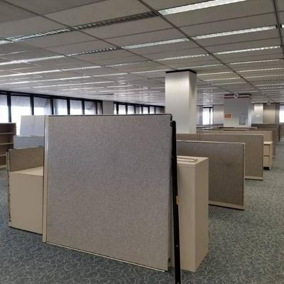 Build an Office Steelcase Cubicles, Offices....