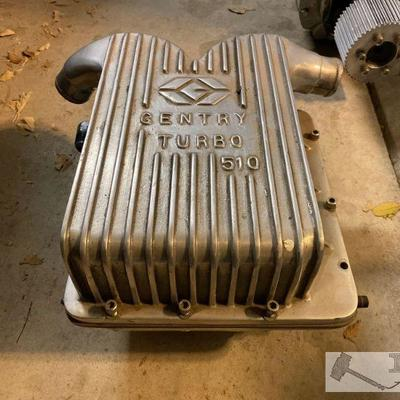 110:Gentry Turbo 510 Intercooler Gentry Turbo 510 Intercooler