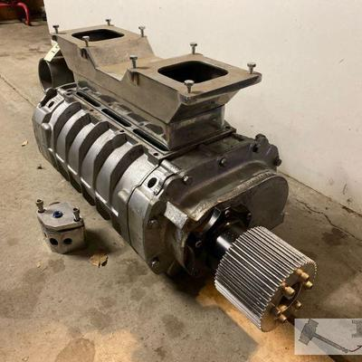 108Large Engine Blower Large Engine Blower