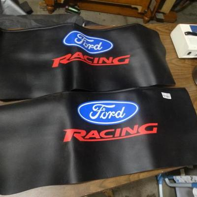 Ford Racing Fender Covers