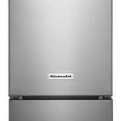 KitchenAid KUIX535HPS00 freestanding ice maker