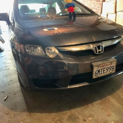Honda Civic 2011 (Electric)