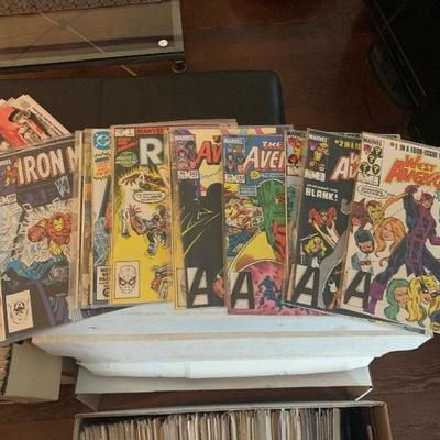 MASSIVE Comic Book Collection