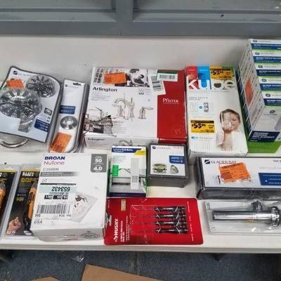 Mixed lot of itemsS.