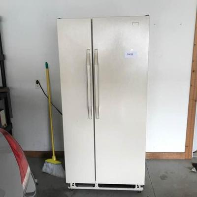 Magic Chef Side-by-Side Refrigerator