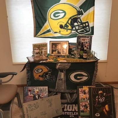 Everything - Green Bay Packers