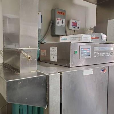 Champion 44 Pro Conveyor Dishwasher 240V 3-phase F..