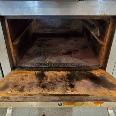Southbend Flat Top Grill Oven Range Fully Function .....