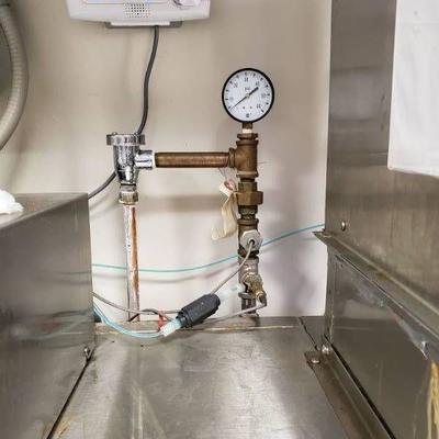 Champion 44 Pro Conveyor Dishwasher 240V 3-phase F.....